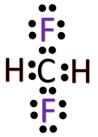 Ch2f2 Lewis Structure W Free Video Guide